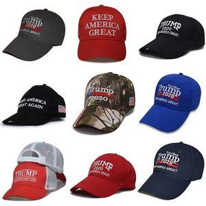 STOCK Non riesco a respirare + T-shirt da baseball Trump protezione esterna Estate Snapbacks I Cant Breath Trump Caps Partito Cappelli # 298