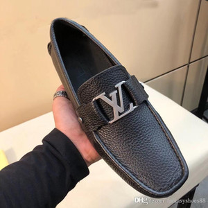 kutu Ücretsiz kargo ile süperstar Flats spor ayakkabısı Moda metal düğme Peas ve klasik ayakkabılar Düz renk Lüks Erkekler Sürüş ayakkabı