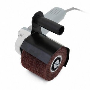Multifunzionale Angle Grinder brunitura macchina di polacco Allegato Accessori Metallo Acciaio Legno Sander Power Tools jkup #