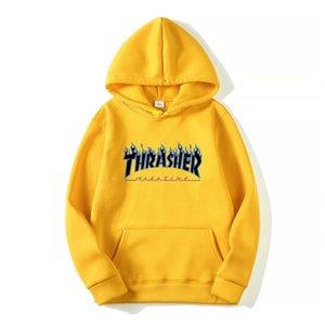 Acacia persona Espacio Galaxy Hoodeis mujeres de los hombres con capucha Thrasher Cap camiseta de la impresión 3D Estrellas ángulos capucha chándales Pullover # 724