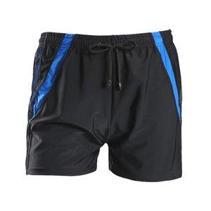 Мужская мода Мужские Купальники Повседневный бассейн Шорты Новый стильный Мужчины Summer Beach шорты высокого качества Swimwear короткие штаны 4 цвета