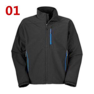 2020 Winter Hot Sale North Mens Denali Apex Bionic куртки Открытый Повседневный SoftShell Теплый водонепроницаемый пальто ветрозащитный дышащий Ski Face