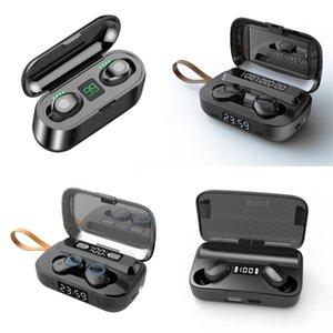 Универсальный X17 Wireless Bluetooth наушников Сабвуфер автомобилей Мини Earbud USB Магнитная зарядка наушники Наушники с микрофоном для вождения Meetin # 485