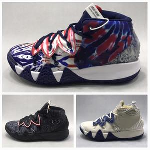 Hommes Kybrid S2 PS Kyrie Hybrid ce que les hommes de basket-ball Chaussures 2020 Noir Kybrid S2 EP formateur Sneakers Taille 7-12