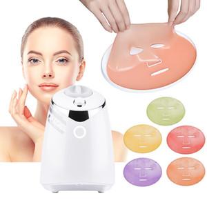 Фруктовая маска для лица создателя машины Автоматической DIY природной растительного Уход за кожей лица Средства с коллагеном Beauty Salon SPA оборудование