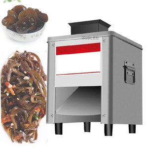 CE Electric coupeur de viande de bureau commercial entièrement automatique Shredder Slicer Dicing machine hachoir à viande Dicing machine