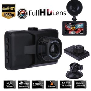 "Full HD 1080P 3 "" SUV Car Driving Recorder Dash Cam Vehicle Camera DVR Dashcam With Motion Detection Night Vision G Sensor"