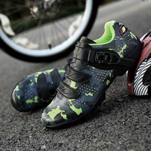 جديد 2020! الرجال بلين حذاء ركوب الدراجات على الطرق، الخفيفة جدا الأحذية الدراجة الطريق، وأحذية رياضية ذاتية الإغلاق، تنفس المهنية