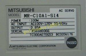 Mitsubishi MR-C10A1-S14 100W AC Servo Driver в хорошем состоянии для использования в промышленности