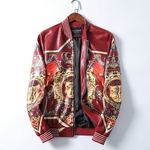 패션 남성 스웨이드 가죽 재킷 코트 옷깃 지퍼 슬림 바이커 자켓 힙합 착실히 보내다 오버 사이즈 지퍼 스트리트 남성 남성 코트