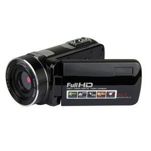 Kaydedici Video Kamera Kamera Kızılötesi 24 Milyon Piksel El HD 1080 P Gece Görüş Fiş ile Dayanıklı 16x Zoom Digital