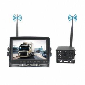 Digital Signal sem fio Imagem Truck Parktronic sistema Estacionamento Blind Spot detecção Truck parkmaster carro wGuL #
