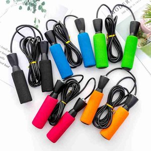 Aerobic Exercise Skipping Jump Rope Outdoor Sports Fitness Jump Ropes Unisex Student Training Skip Rope Fitness Equipments CYZ2628 200Pcs