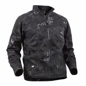 """Nuovi appassionati cappotto tattico cappotto gli uomini giacche mimetiche Camping camminate """"s"""