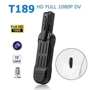 T189 Full HD 1080P Mini Pen Clip Camera Security Pocket DVR Video Voice Recorder Invisible Camcorder Meeting Interview Micro Cam