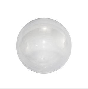 2020 Diametro: 60 millimetri di plastica vuote giocattolo della capsula Coperture dell'uovo sfera di plastica per distributore automatico