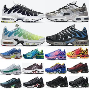 2020 Tn plus TN Brushstroke Camo Decon Supernova Greedy CW SE OG CV mondial CK Chaussures de course Hommes Baskets femme Bleu Fury Sport Sneakers