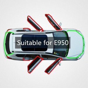 Для использования Roewe E950 автомобиля резинового уплотнения GyVK #