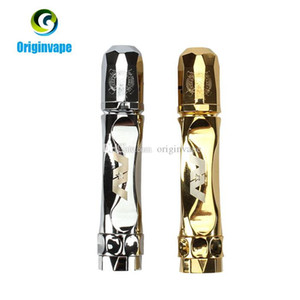Avid Lyfe Gyre Mod With RDA Full Set Kit Twistgyre Mechanical Mods Clone Stainless and Golden Colors DHL Free Shipping