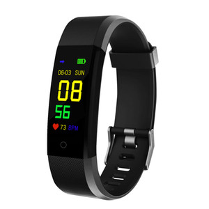 Sport Smartwatch B11 Smart Bracelet for smartphones with bluetooth function Waterproof IP68 Smart wristband bracelet PK 115 Plus