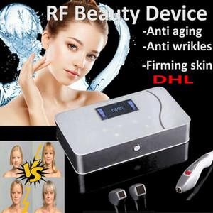 Portable Fractional RF Beauty Machine Thermage Équipement Radio Fréquence pour le serrage de la peau Réglage du visage Radiofrecuencia Fraccionada