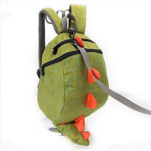 School Bags Dinosaur Anti lost Backpack For Kids Children Backpack Aminals Cartoon Schoolbag Drop Shipping Good Quality