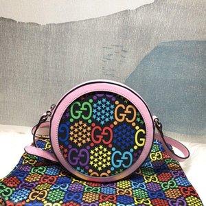 Saltando serie caramelle spalla rotonda borse borsa di design di lusso borse della borsa dello zaino del progettista progettista crossbody bag portafoglio 7427086 Styl