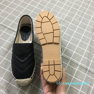 4 цвета Модельер Женская обувь Ladies Удобная платформа эспадрильи обувь Дизайнер эспадрильи Высота каблука 5,5 см Размер 35-40 Y15