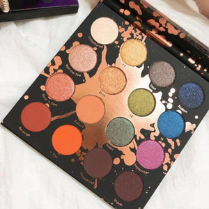 Hot sale SHAYLA X Colourpop Makeup PERCEPTION Shadows 16 Matte Colors Brand New in box Eyes Cosmetics free shipping