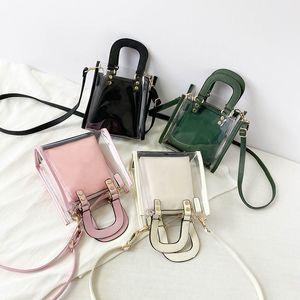 3A Designer Luxus-Handtaschen Geldbörsen Damen Schultertasche echtes Leder mit Stoff CrossBodybag Sattel Handtaschen-Qualitäts-Beutel-0002
