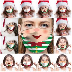 vendas Hot novos europeus e americano do Natal mascarar Outdoor Sports Ciclismo mascarar Anti-haze Anti-poeira Máscaras Máscara Facial Designer T9I00502