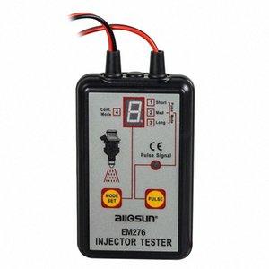 Professionista caldo EM276 Injector Tester 4 Pluse Modi potente Fuel System Scan Tool EM276 0pfZ #
