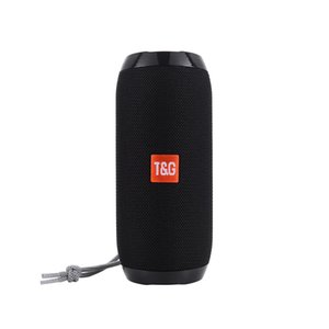 TG106 estéreo portátil sem fio Bluetooth Speaker Outdoor Baixo USB / TF / FM Telefone Rádio Áudio Wireless Speaker Bluetooth para celular