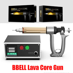 Original BBELL LAVA Core Carts Filler 25ml 50ml For Vape Cartridges Oil Filling Machine Semi Automatic Injection Gun Hot 100% Authentic