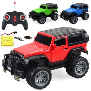 Kinder elektrische Spielzeug Vier-Wege-Fernbedienung Auto hochwertige Cross-Modell Country-Rennen beide Jungen und Mädchen