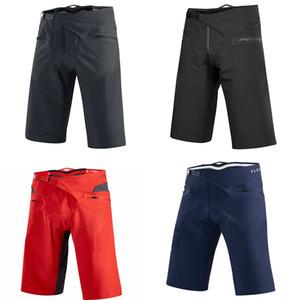 2020 Alta qualità! Delicate pantaloni Fox brevi di motocross MTB Bike ciclismo moto nera Shorts