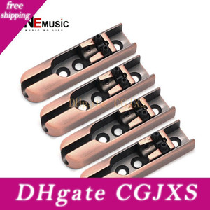 1 Viti Set Brozne 4 String Bass individuale Ponte Tailpiece String container