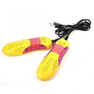 Seche Линге Voilet свет обувь Сушилка утеплитель загрузка Дезодорант Осушение устройство пластикового корпус штепсельная вилка EU обувь Обогреватель