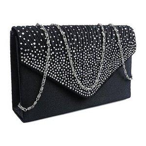 새로 만들기 - 디아 망테 shouder 가방 masculino 여성 클러치 가방 파티 봉투 가방 체인