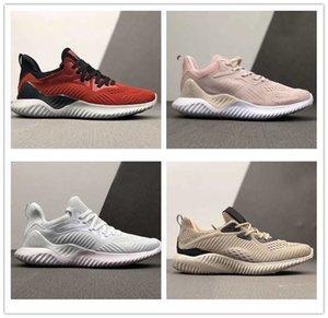Nueva versión de Kolor AlphaBounce Más allá de las botas de las mujeres de los zapatos corrientes 330 Alfa rebote Hpc Ams 3m Deportes Trainer las zapatillas de deporte