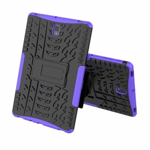 Cgjxshybrid pata de cabra Impacto robusta para trabajo pesado de la PC TPU Funda para el Samsung Galaxy Tad Un 10 0.1 P580 P585 10 0.5 T590 Tab S4 10 0.5 T830 Crexp