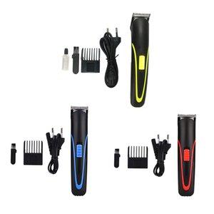 Electric Hair Clipper Hair Clipper Rechargeable Facial Shaver Wireless Haircut Men's Beard Trimmer EU Plug