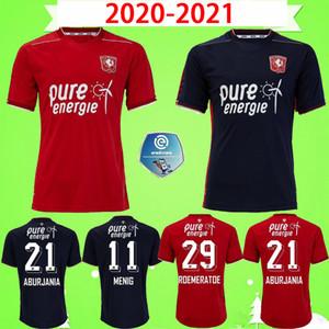 S-4XL 2020 2021 Twente Enschede FC Футбол Джорки Roemeratoe Selahi Luciano Alisson Home Away Футбольная рубашка 20 21 Униформа большой размер плюс