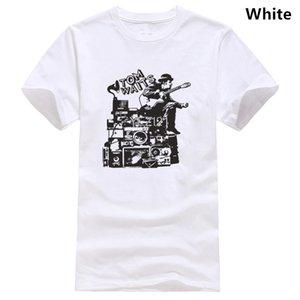 Tom Waits Tişörtlü Vintage Tom Waits Gömlek Vintage Band Tees Serin Piyano Gömlek