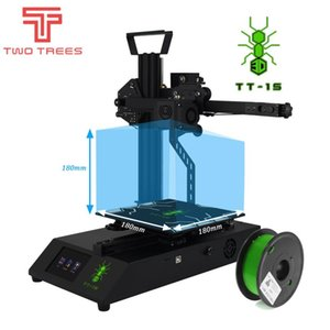 New-1s mini Windows 3D printer Fully Assembled supplied High Precision Printing with 0.2kg1.75mm Filament in random color
