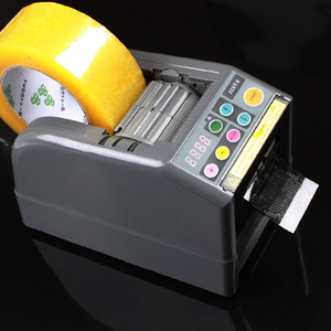 New arrival Automatic tape dispenser ZCUT-9 efficient microcomputer intelligent large auto tape cutter tape cutting machine