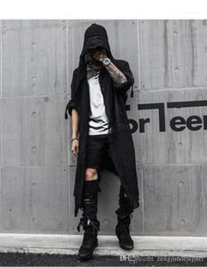 Apparel Loose Designer Mens Spring New Hoodies Soild Color Fashion Style Long Clothing Homme Cardigan Casual