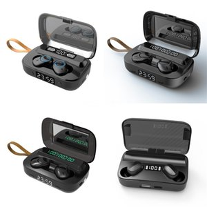 Bluetooth Headset Voyager Legend mit Text und Rauschunterdrückung Stereo-Kopfhörer-Kopfhörer für Iphone Samsung Galaxy HTC US03 Epacket # 779