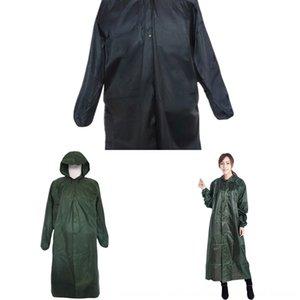 Long poncho unité imperméable imperméable de vêtements imprimables corps vêtements Body Cape