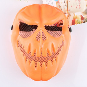 1pcs Funny Halloween Masks Hollow Pumpkin Shape Party Cosplay Mask For Adults Halloween Costume Party Props